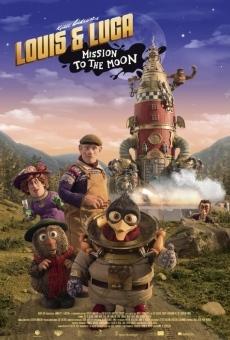 Ver película Solan & Eri: Misión a la Luna