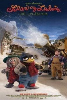 Ver película Solan og Ludvig: Jul i Flåklypa