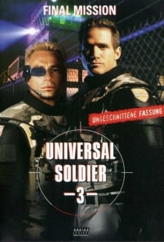 Universal Soldier III: Unfinished Business online free