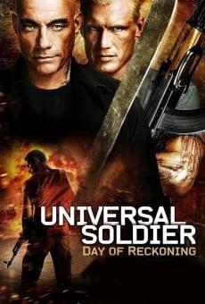 Soldado Universal 4: El juicio final online