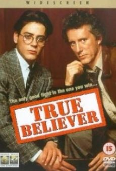 True Believer on-line gratuito