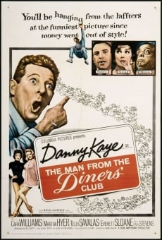 The Man from the Diner's Club on-line gratuito
