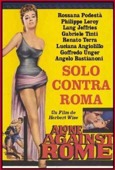 Solo contro Roma online