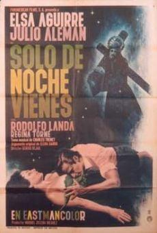Ver película Sólo de noche vienes