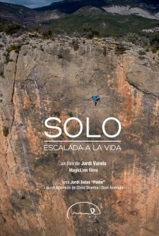 Watch Solo. Escalada a la vida online stream
