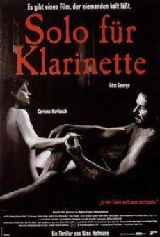 Solo für Klarinette on-line gratuito