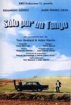 Película: Sólo por un tango
