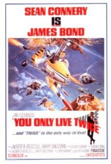 007 - Si vive solo due volte online streaming
