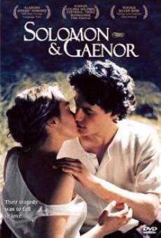 Ver película Solomon & Gaenor