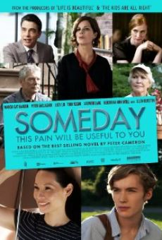 Someday This Pain Will Be Useful To You en ligne gratuit