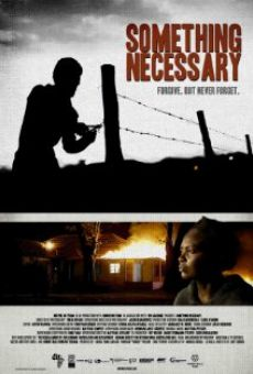 Watch Something Necessary online stream