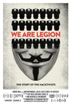 We Are Legion: The Story of the Hacktivists on-line gratuito