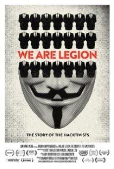 Ver película Somos legión. La historia de los hackers