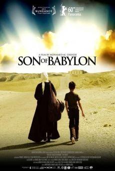 Ver película Son of Babylon