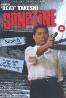 Ver película Sonatine