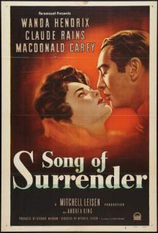 Película: Song of Surrender