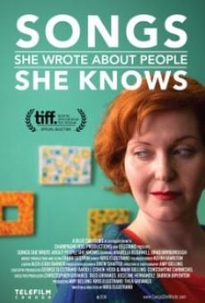 Película: Songs She Wrote About People She Knows