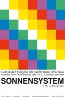 Sonnensystem on-line gratuito