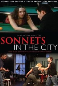 Sonnets in the City on-line gratuito