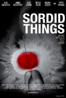 Película: Sordid Things