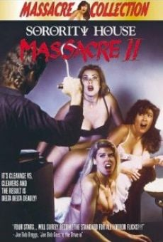 Película: Sorority House Massacre 2