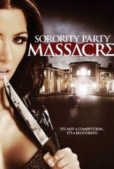 Ver película Sorority Party Massacre