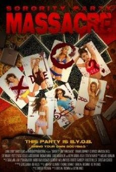 Sorority Party Massacre online free