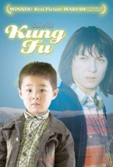 Ver película Sorry for Kung Fu