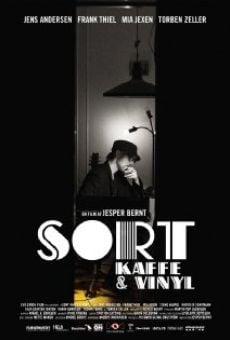 Ver película Sort kaffe & vinyl