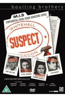 Suspect - Presunto colpevole online