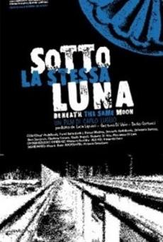 Ver película Sotto la stessa luna
