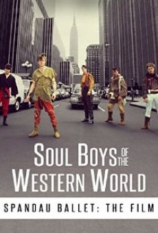 Película: Soul Boys of the Western World