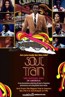 Ver película Soul Train: The Hippest Trip in America