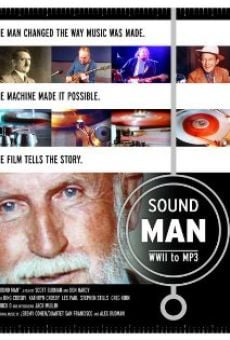Ver película Sound Man: WWII to MP3