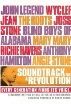 Watch Soundtrack for a Revolution online stream
