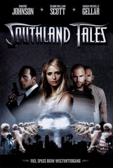 Southland Tales - Così finisce il mondo online streaming