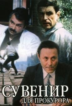 Ver película Souvenir for the Prosecutor