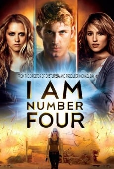 Ver película Soy el número cuatro