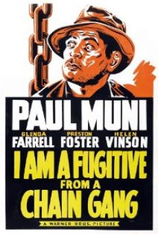 I Am a Fugitive From a Chain Gang on-line gratuito