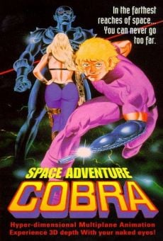 Space Adventure Cobra - La película online