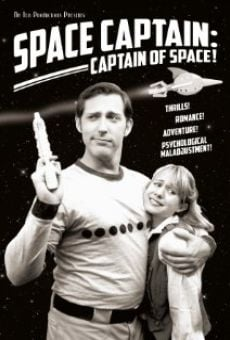 Ver película Space Captain: Captain of Space!