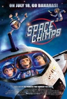Space Chimps - Missione spaziale online