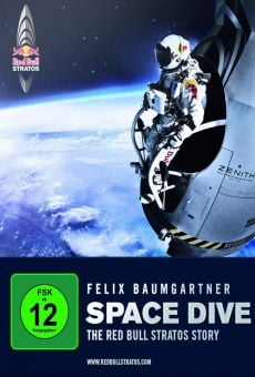 Space Dive: The Red Bull Stratos Story on-line gratuito