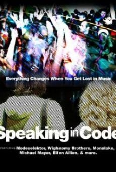 Ver película Speaking in Code