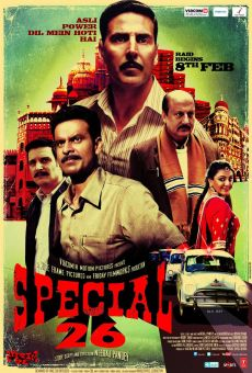 Special Chabbis (Special 26) online