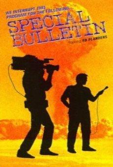 Special Bulletin online