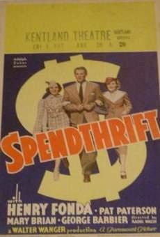 Ver película Spendthrift