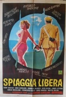 Ver película Spiaggia libera