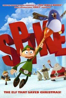 Ver película Spike salva la Navidad