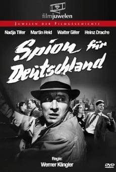 Ver película Espía para Alemania